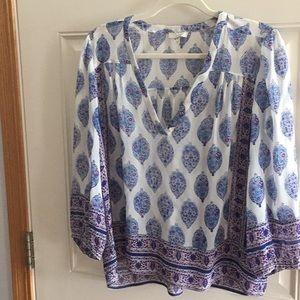 NWT Joie 100% silk blouse